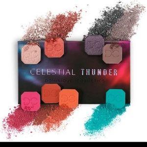 DC Celestial Thunder eyeshadow palette BNIB